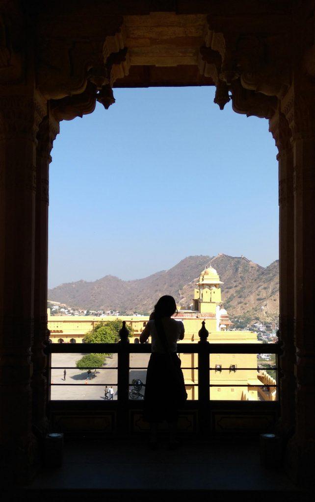 G Jaipur Amer Fort