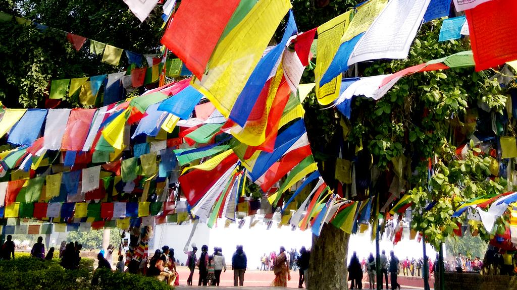 Alles ist gut – mit Buddha im Herzen auf nach Pokhara