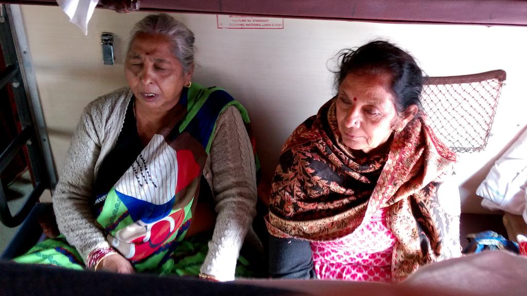 Von Agra nach Lumbini – Escaping India: Odysee in 33 Stunden