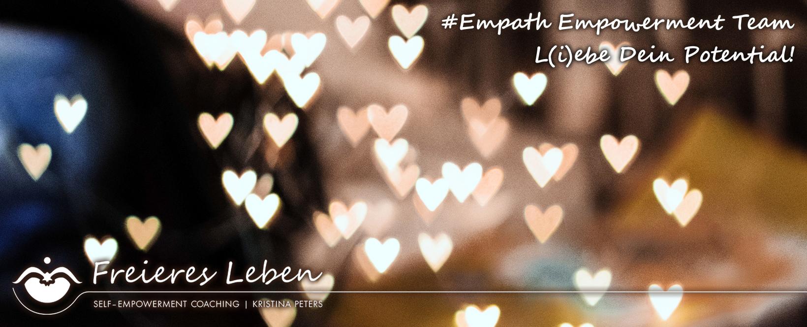 Facebook Gruppe Empath