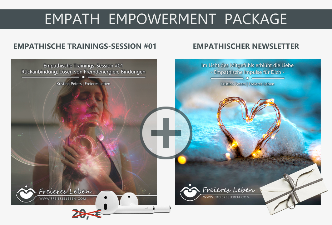Empath Empowerment Package